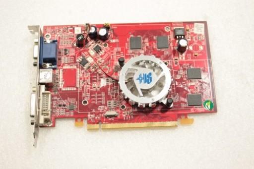 HIS X1550 256MB PCI-Express DVI VGA Video Graphics Card DDR2 LF0721B