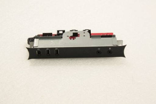 Dell XPS 720 Front USB Audo Panel Board & Holder 0GK864 GK864