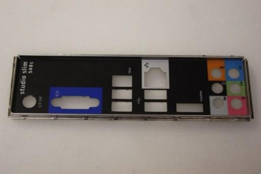 Dell Studio Slim 540s I/O Plate Shield