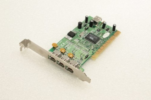 KEC L1582V 4 FireWire Ports PCI Adapter Card