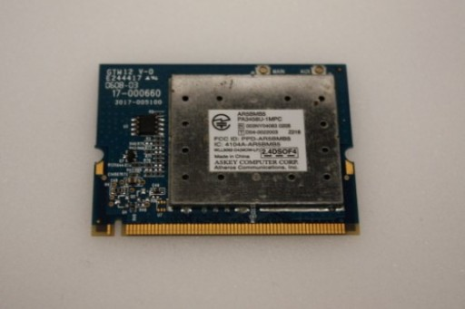 Toshiba Satellite A100 WiFi Wireless Card V000055050