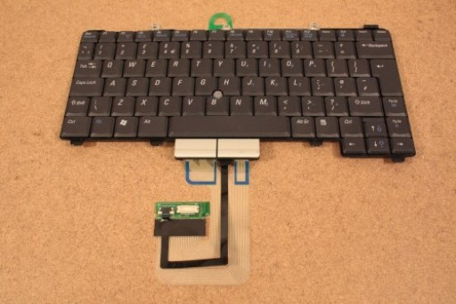 Genuine Dell Latitude D400 Keyboard Mouse Buttons 99.N3582.00U
