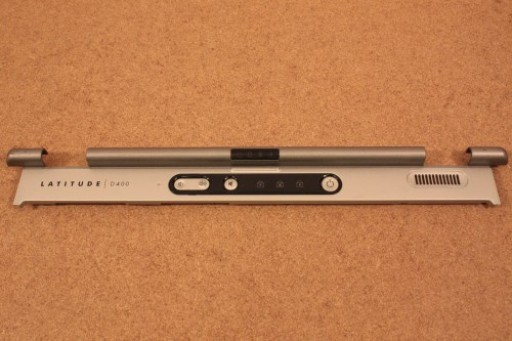 Dell Latitude D400 Power Button Hinge Trim Cover 5U447