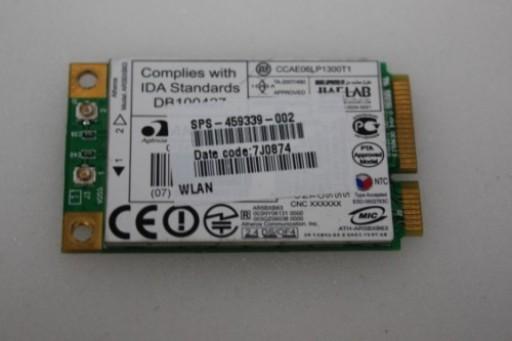 Compaq Presario A900 Wifi Wireless Card SPS-459339-002