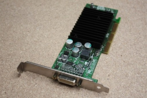 NVidia Quadro4 280XGL 64MB AGP Video Card 351383-001