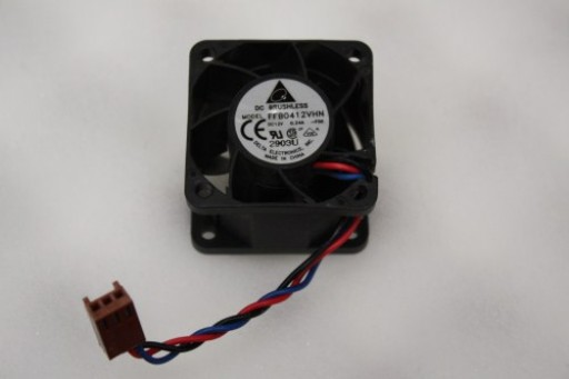 Delta Electronics FFB0412VHN Fan 3Pin 40mm x 30mm