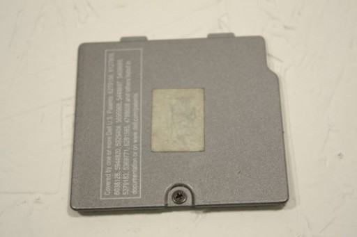 Dell Latitude D510 WiFi Wireless Door Cover U2985