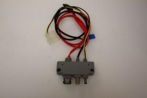 Medion PC MT9 eSata Firewire Port Panel