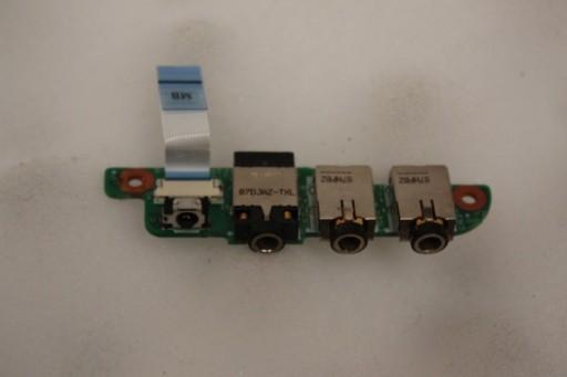 HP Pavilion TX2000 Audio Board DAOTT8AB8D4