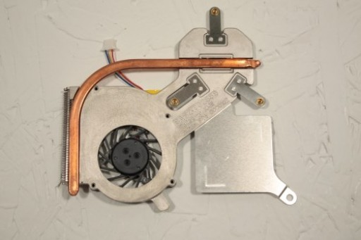 Dell Latitude X300 CPU Heatsink Fan BA62-00255B