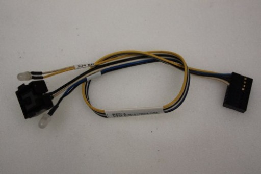 HP Compaq Presario 6000 229074-002 22-10784-01 Power Button LED Lights