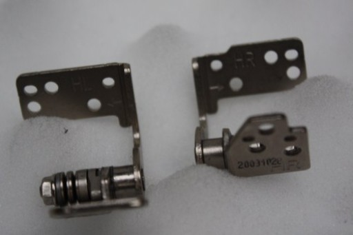 Sony VAIO VGN-NW Series Hinge Set of Left Right Hinges