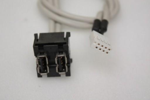 HP Compaq Presario SR1000 5188-2944 USB Ports Panel