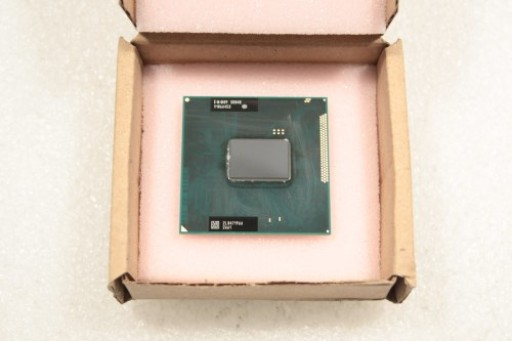 Intel Pentium Dual-Core Mobile B950 2.1GHz 2M Socket G2 rPGA988B CPU Processor SR07T