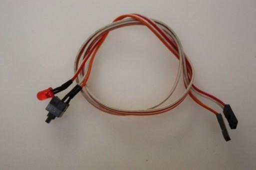 E-System Ei 303 Ei 304 Power Button Switch LED Light
