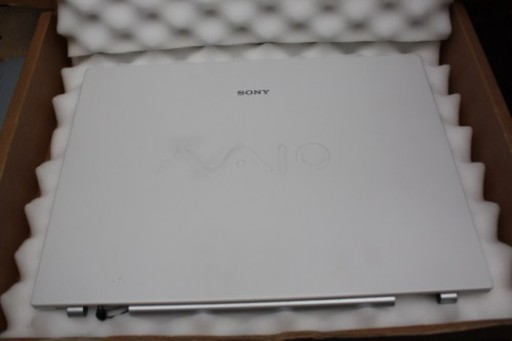 Sony Vaio VGN-N Series LCD Top Lid Cover 2-893-705
