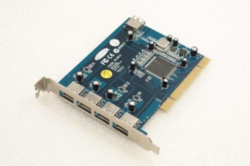 Belkin 5 Port USB 2.0 PCI Adapter Card F5U220