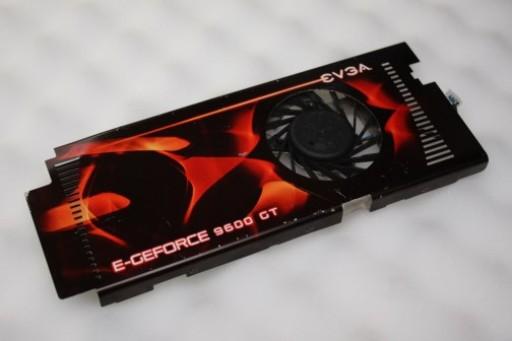 EVGA E-GeForce 9600 GT Heatsink Fan
