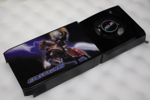 Asus GeForce ENGTX285 Heatsink Fan 13G070705001
