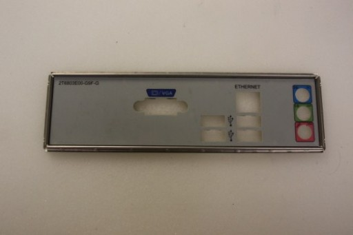 HP Compaq SG3 I/O Plate Shield 2T6803E00-G9F-G