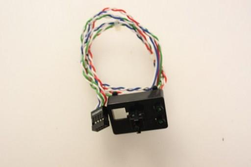 HP Compaq DX2250 Power Button LED Lights