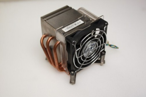 HP dc7600 CPU Heatsink Fan Socket LGA775 381865-001