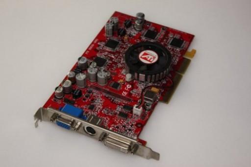 ATi Radeon 9600 Pro AGP 128MB DVI VGA Video Card