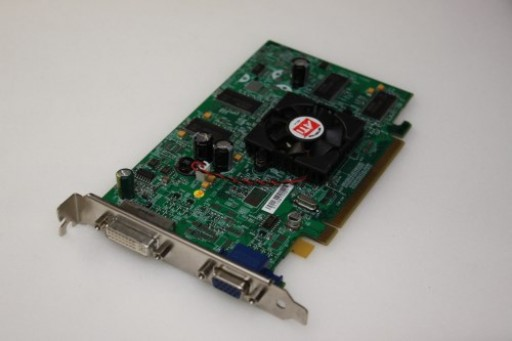Dell ATI Fire GL V3100 128MB DVI VGA PCI-E Video Card M4177