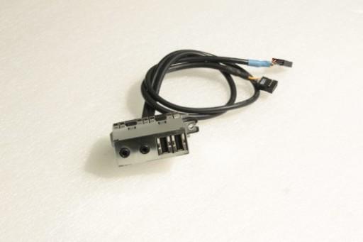 HP Compaq dx2200 Microtower Front USB Audio Panel