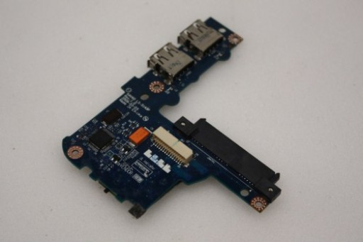 Acer Aspire One D250 USB SATA Card Reader Board LS-5143P