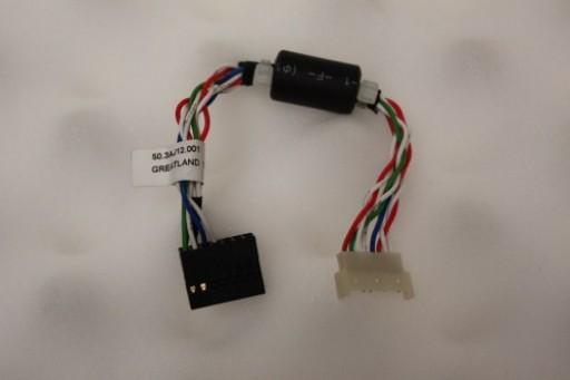 Acer Aspire AX3300 Power Button Cable 50.3AJ12.001