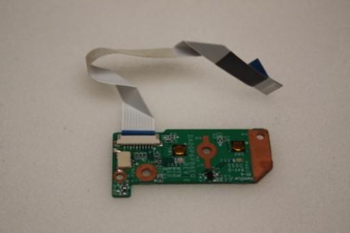HP Compaq CQ61 Power Button Board DA00P6PB6E0