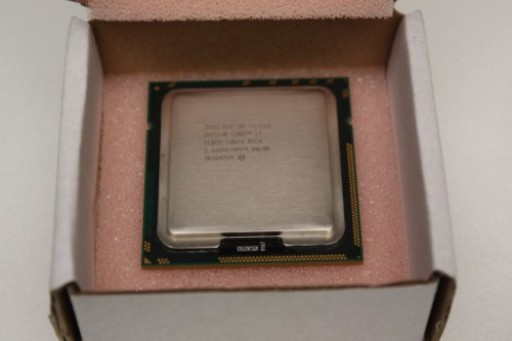 Intel Core i7-920 2.66GHz 8M Socket 1366 Quad CPU Processor SLBCH