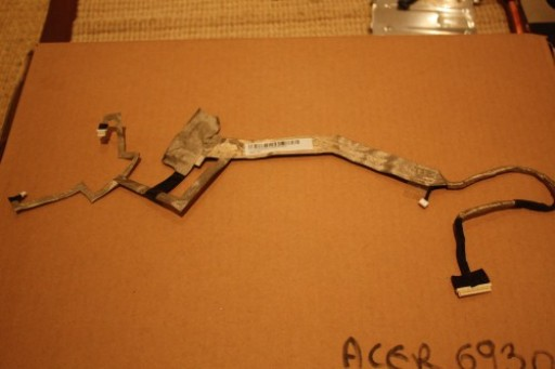 Acer Aspire 6930G 6930 LED LCD Cable GLEDD0ZK2LC2000