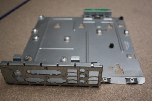 HP DC7100 CMT Motherboard Tray 311554-006 15051-T2-REV