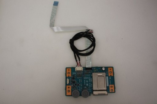 Sony Vaio PCV-W1/G ANL-41 1-689-231-11 Card Reader Volume Brightness Control