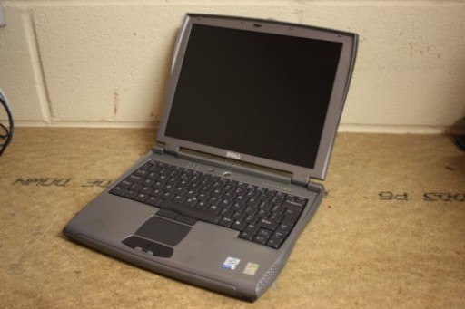 Dell Latitude C400 12.1-inch Laptop 1.20GHz, 512MB Ram, 30GB HDD CD