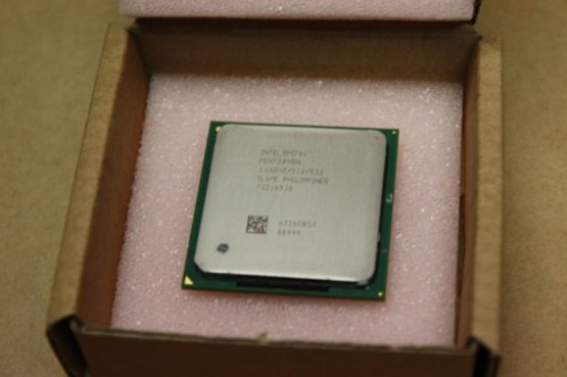 Intel Pentium 4 2.4GHz 533MHz 512KB Socket 478 CPU Processor SL723
