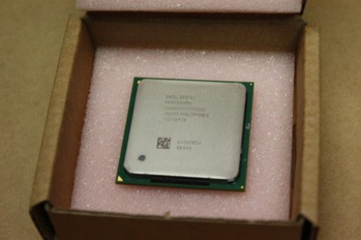 Intel Pentium 4 2.0GHz 400MHz 478 CPU Processor SL5YR