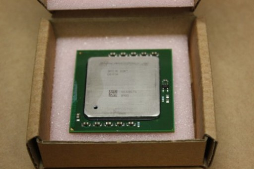 Intel Xeon 2400DP 2.4GHz Socket 604 533 CPU Processor SL6VL