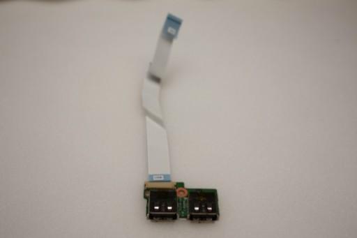 HP Compaq CQ61 USB Board & Cable DA00P6TB6E0