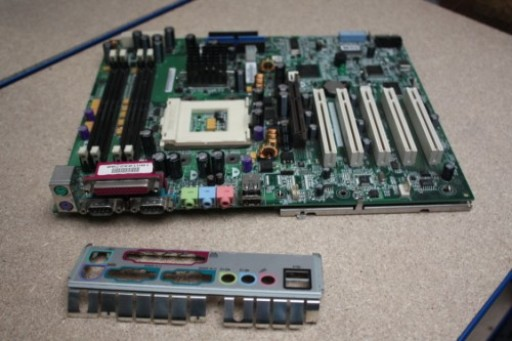 HP Vectra VL800 P2074-60003 P4 Socket 423 Motherboard