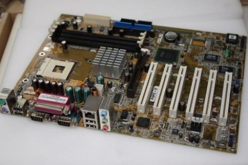 Asus P4PE-X Socket 478 AGP Motherboard