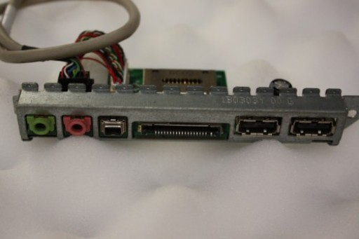 Acer Aspire L3600 Audio Firewire Card Reader USB Ports Board 4S722-011-GP