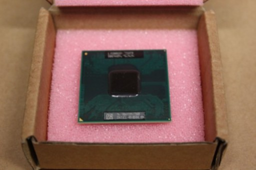 Intel Core 2 Duo Mobile T7300 2GHz CPU Processor SLA45
