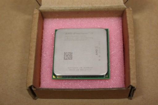 AMD Athlon 64 X2 5000+ 2.6GHz Socket AM2 ADO5000IAA5DO Dual-Core CPU Processor