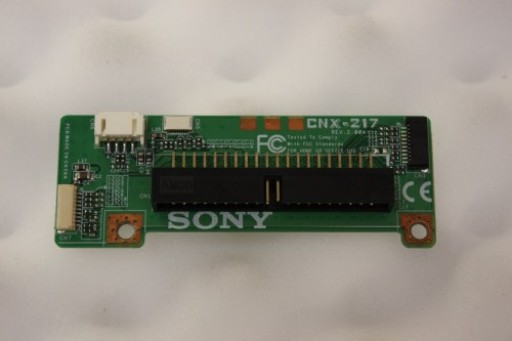 Sony Vaio PCV-W2 HDD Hard Drive IDE Connector Board CNX-217 168874622
