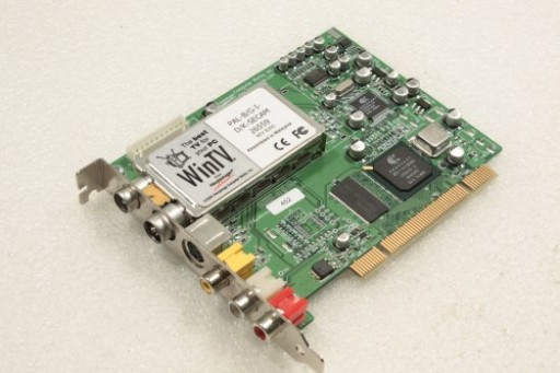 Hauppauge WinTV PAL-B/G-I-D/K-SECAM 26559 TV Tuner PCI Card 5187-7620