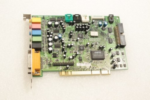 Turtle Beach Santa Cruz PCI Sound Card 38FRH TB400-2541-02