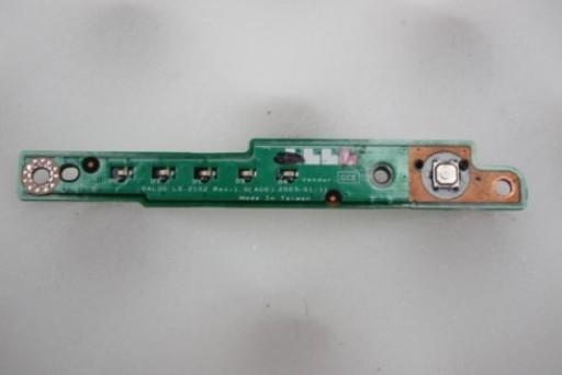 Dell Inspiron 6000 Power Button Board LS-2152